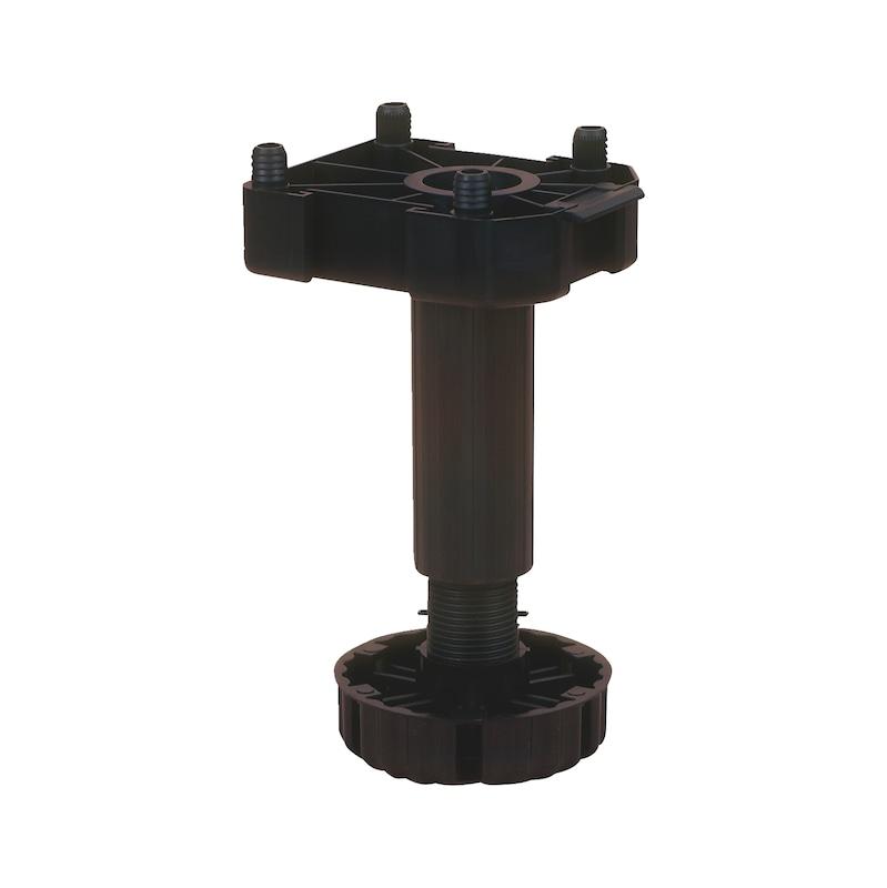 Sockelhöhenversteller Typ C - SOCKHVERSTL-KUE-C-DBL-125MM