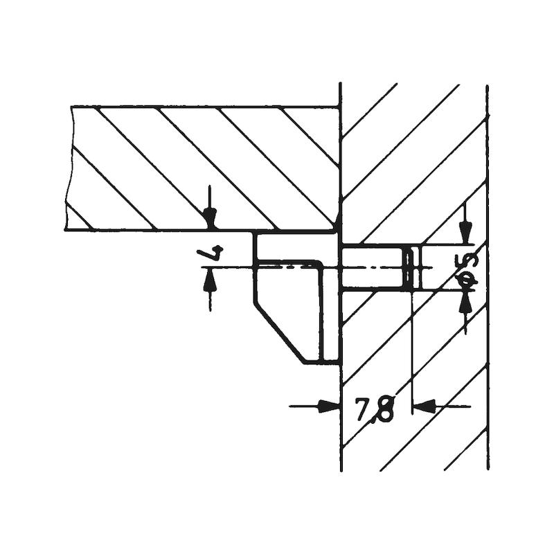 Kunststoffbodenträger - 2
