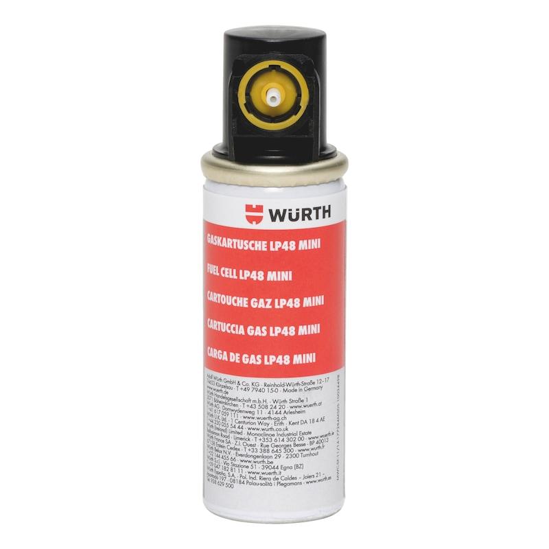Cartouche de gaz pour DIGA<SUP>®</SUP> WO-SN 16/64
