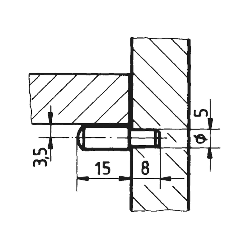 Bodenträger - 2