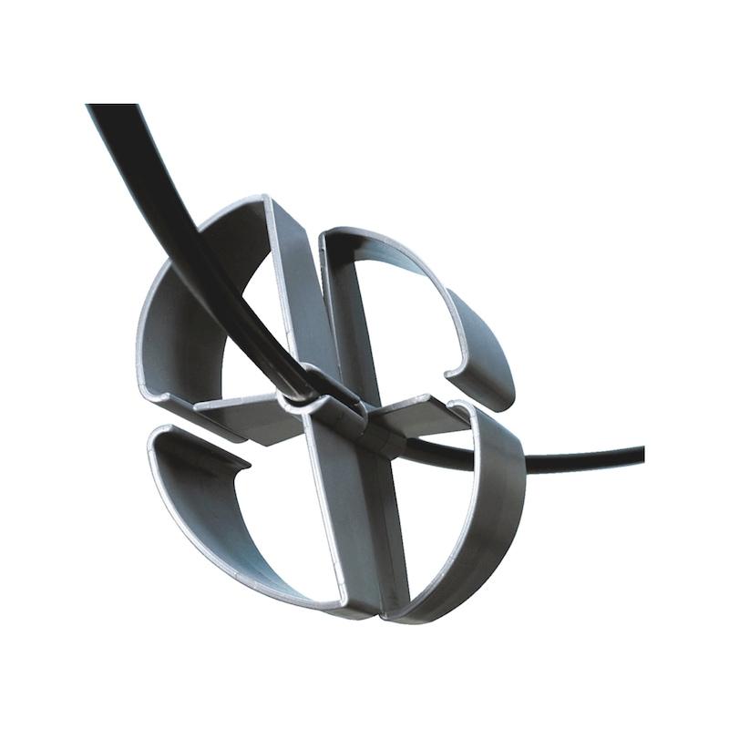 Kabelführung vertikal - 4