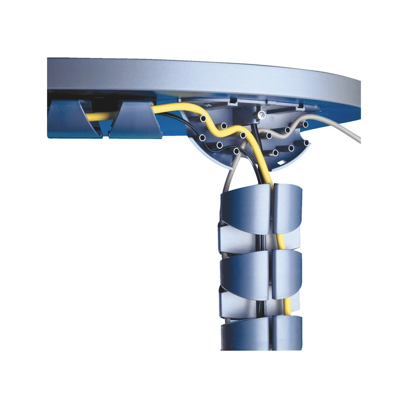 Kabelführung vertikal - 2
