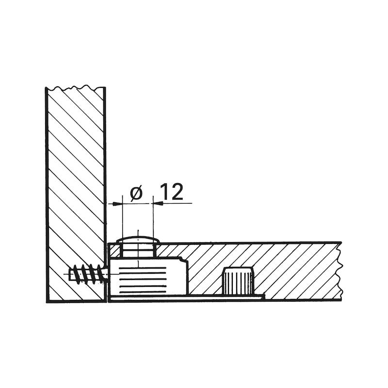 Systemverbinder SV 30 - 4