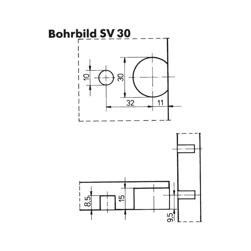 Systemverbinder SV 30 - 5