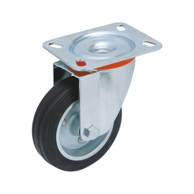 Apparathjul med drejebeslag - 1