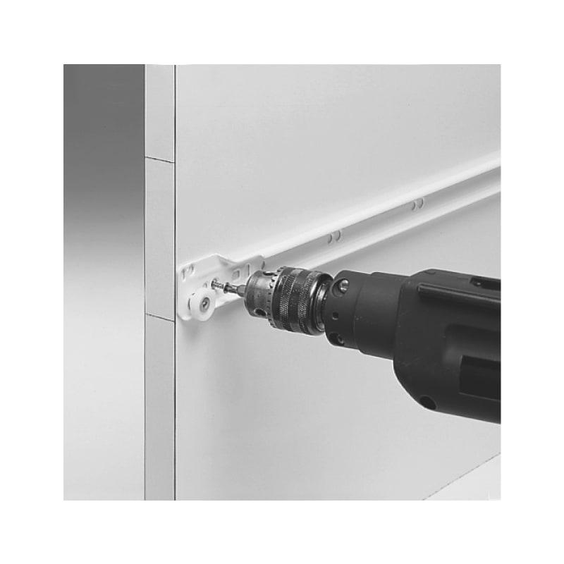 Korpusschienen-Bohrlehre  2110 - 4