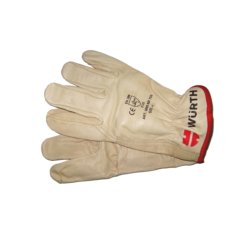 Leather Rigger's Gloves - 2