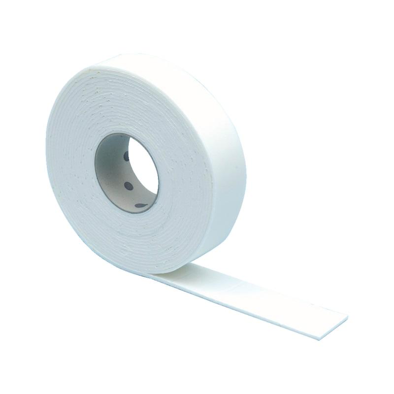 PE-Wickelband weiß - 2