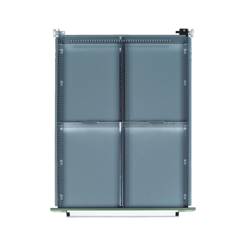 Fachteilungen-Set PRO - ZB-FACHTEILG-SORT1-SLSHRNK-1FS/2FT-100