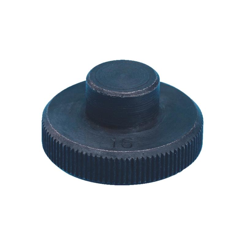 Druckplatte für Stauchgerät