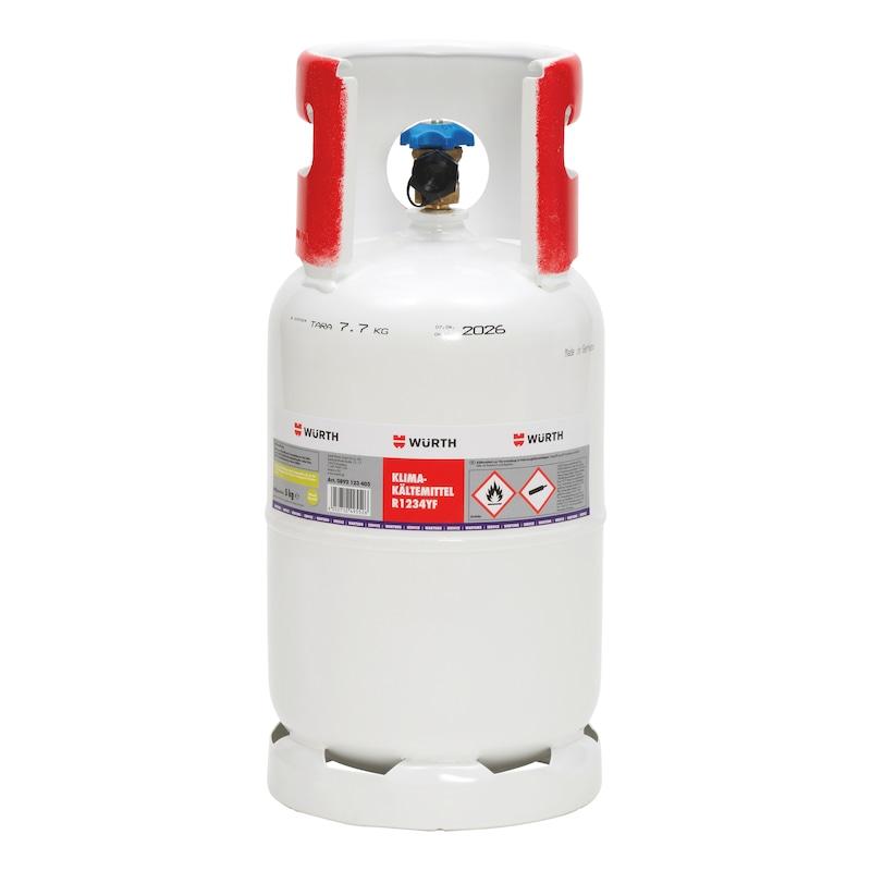 Klima soğutucu gaz R1234yf - R1234YF KLİMA SOĞUTMA GAZI 5KG