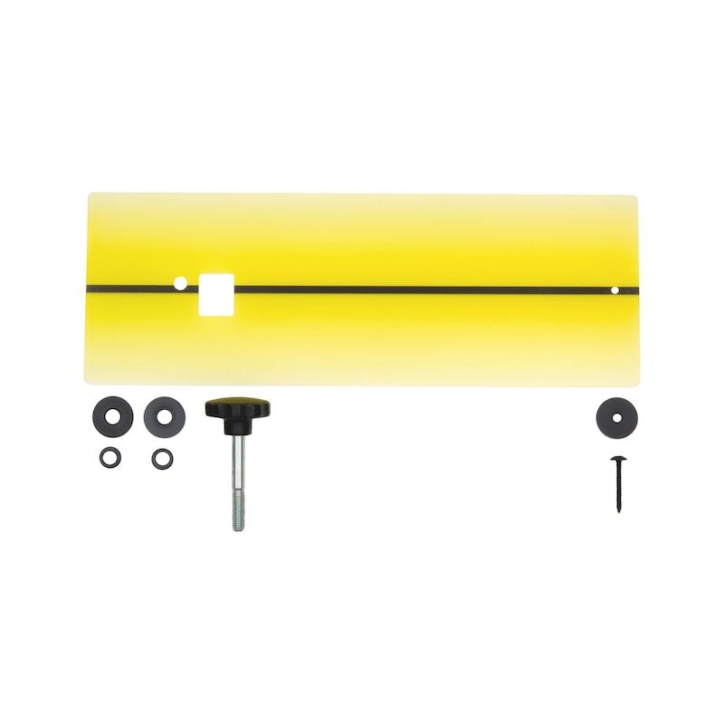 Ausbeulreflektor für Dellenfinder-Set - 1