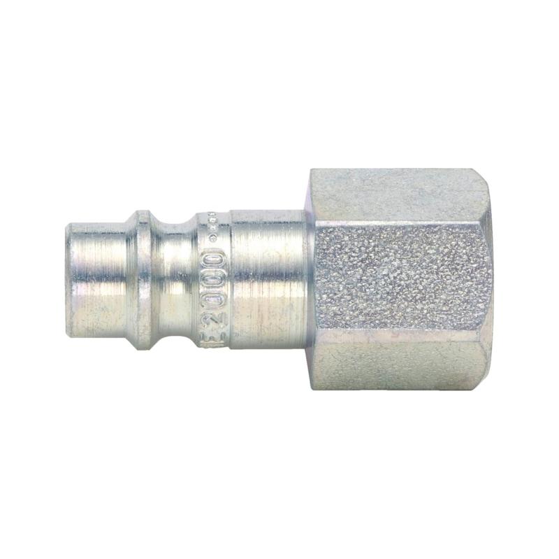 Stecknippel Innengewinde Serie 2000 - NPL-STE-DL-S2000-IG-G1/4ZO