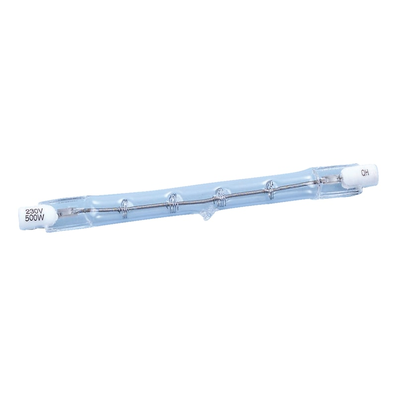 R7S halogen strip light - BULB-HALOPENLIGHT-R7S-1000W-L189,1MM