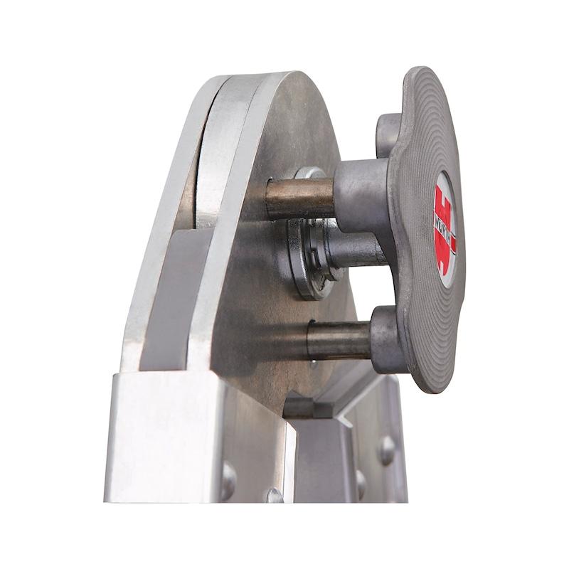Alu-Profi-Teleskopleiter - TSKOPLEI-PROFI-ALU-4X5SPRO