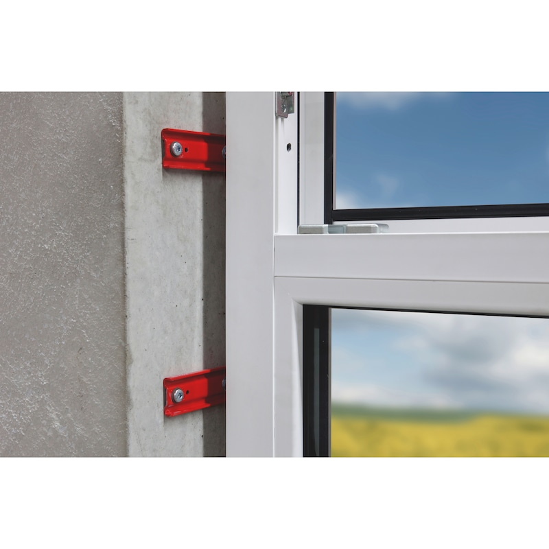 Window installation rails W-ABZ - 4