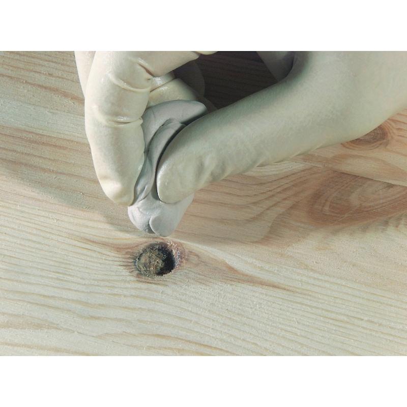 Retuschierkitt Epoxi-Stick Holz - 2