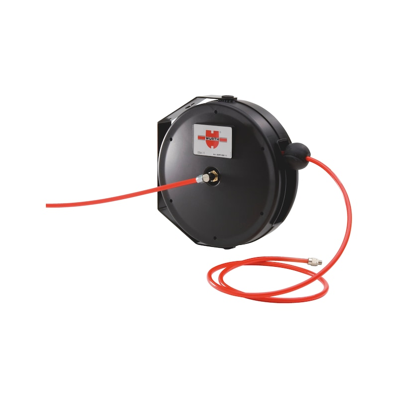 Pneumatic hose winder DSA - REEL-PNHOSE-(DSA18-R)-8X12-L18M