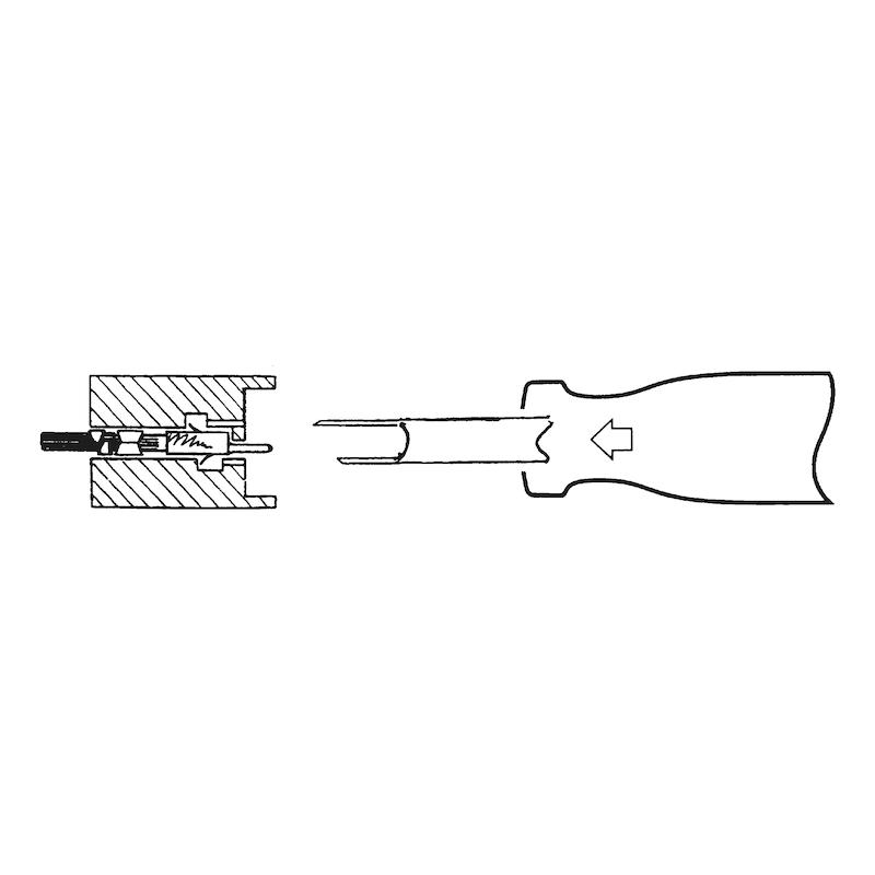 Entriegelungswerkzeug - 2