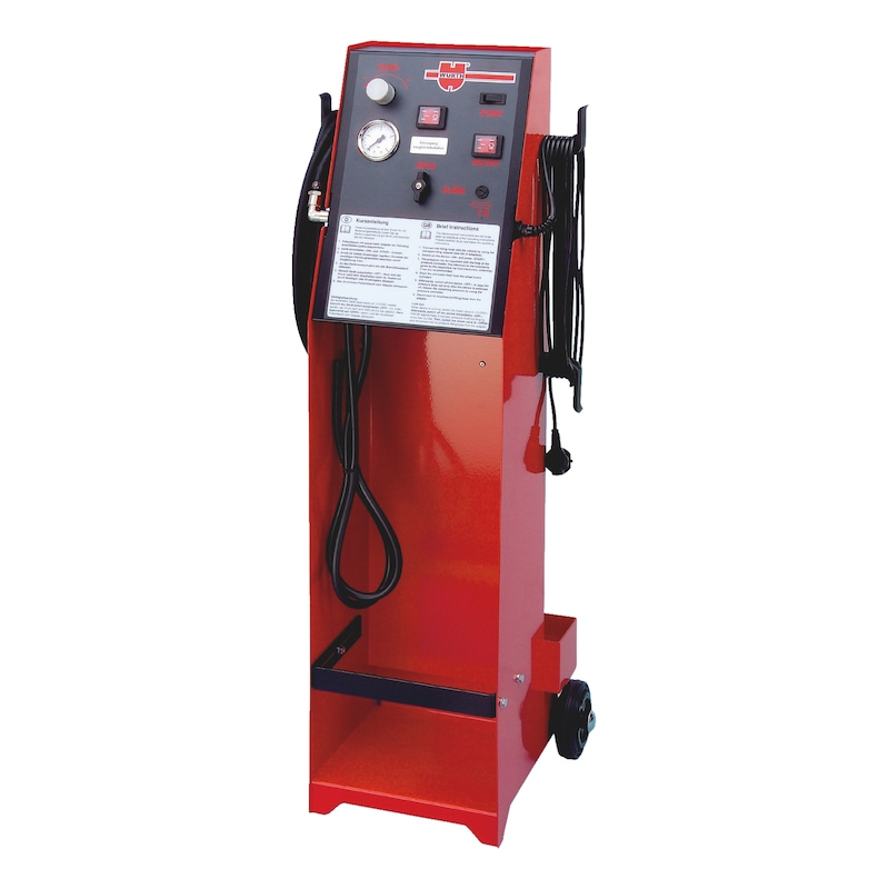 Electrical brake bleeder - BRKBLEDR-EL-SUCTION
