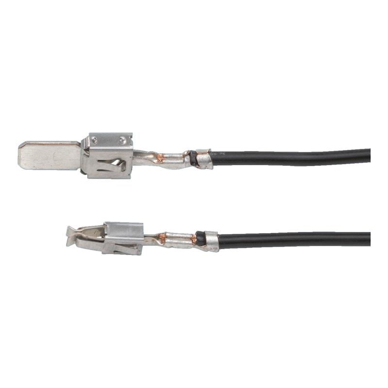 リムーバー - 配線コネクターエジェクター 二股 2.8幅