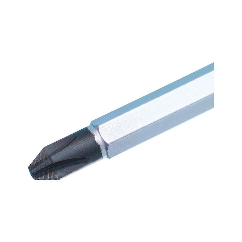 PH laser tip screwdriver - SCRDRIV-PH1X80-LASERTIP