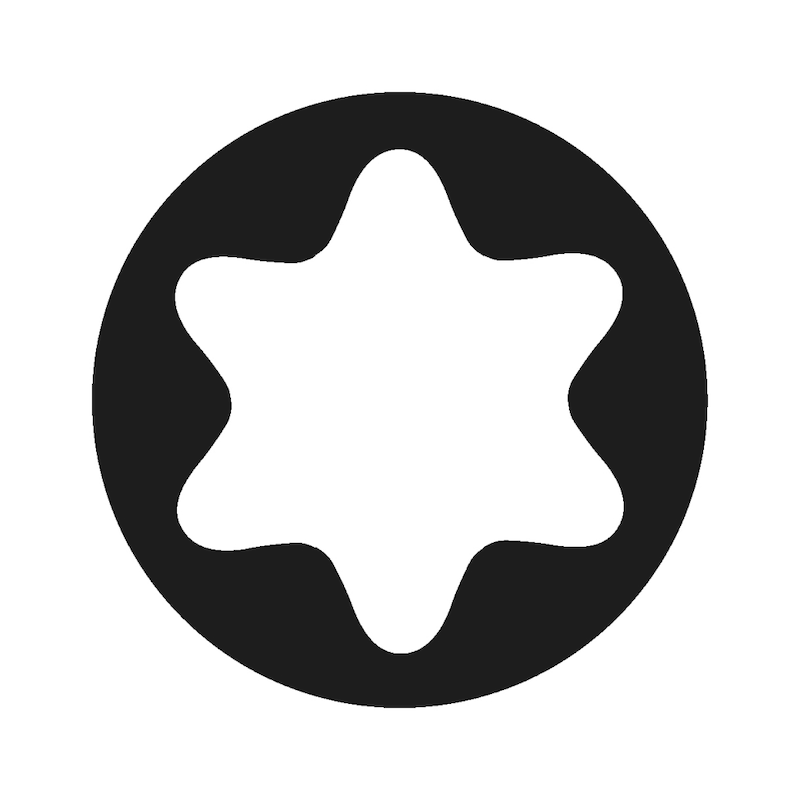 VDE-Schraubendreher TX - SHRDRH-VDE-TX8