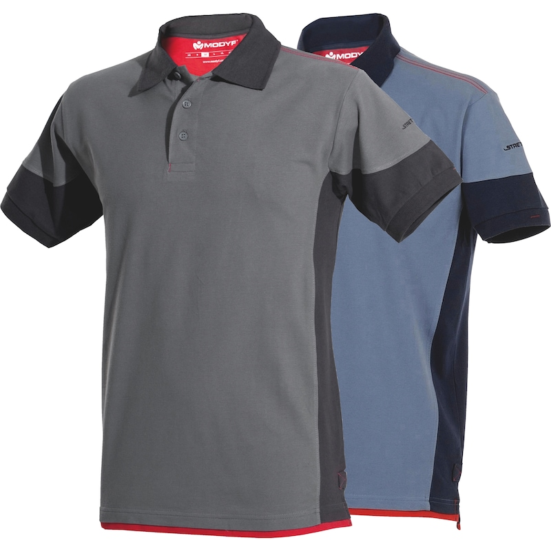 Stretchfit Poloshirt