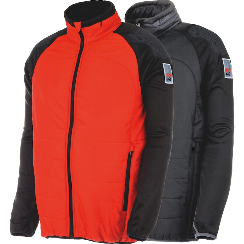 Action Steppjacke Tecno