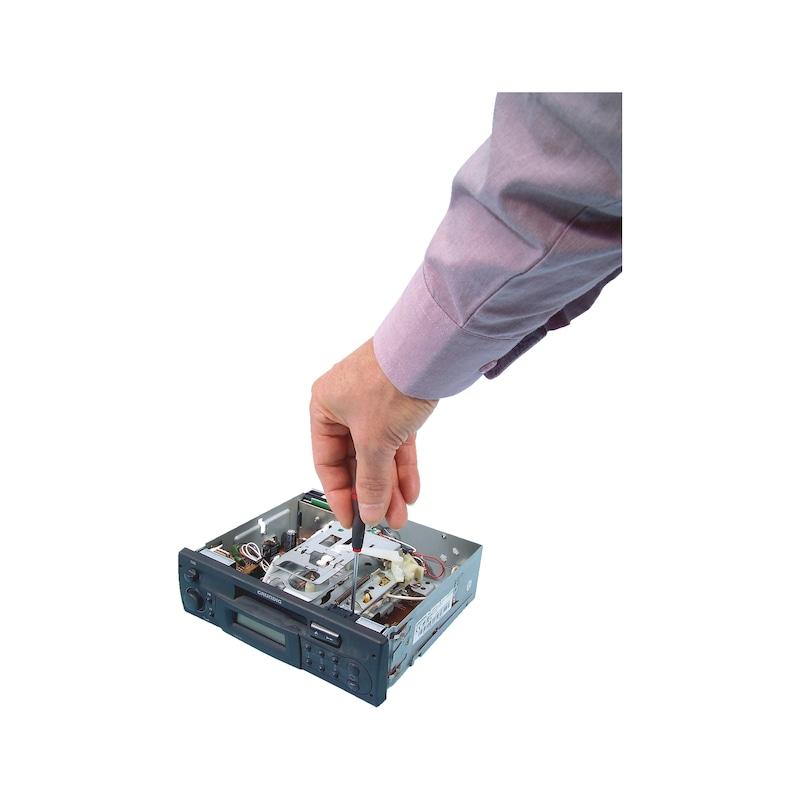 Feinmechaniker Schraubendreher für Innen6kt - 8