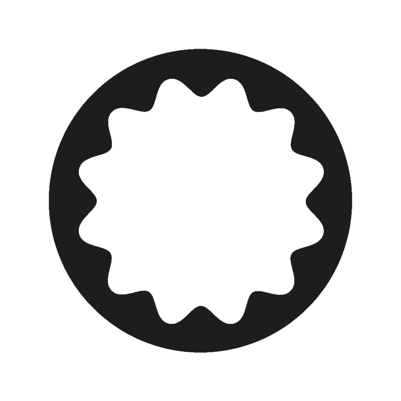 Multi-Ratschen-Ringmaulschlüssel-Satz - RATRGMAULSHSL-SORT-MULTI-6TLG