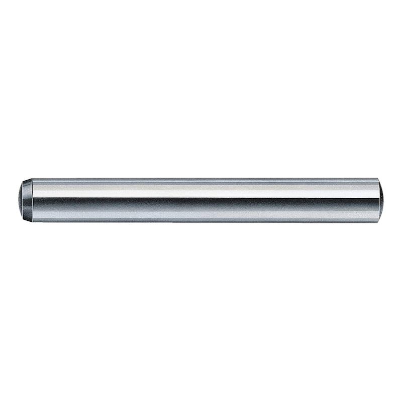 Zylinderstift ungehärtet mit Linsenkuppen - STI-ZYL-DIN7-UNGEH-M6-30X50