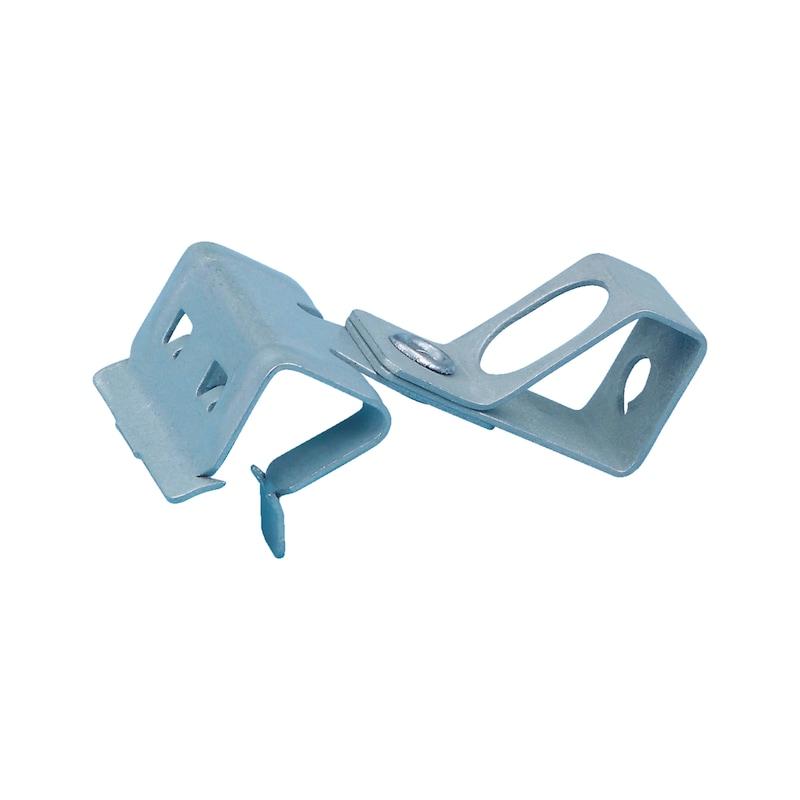 Clip angulaire pour tige filetée Type SPW - 1
