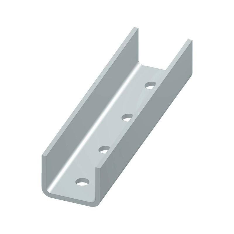 VARIFIX 41 导轨连接器,重型设计 - 槽钢拼接件41/62