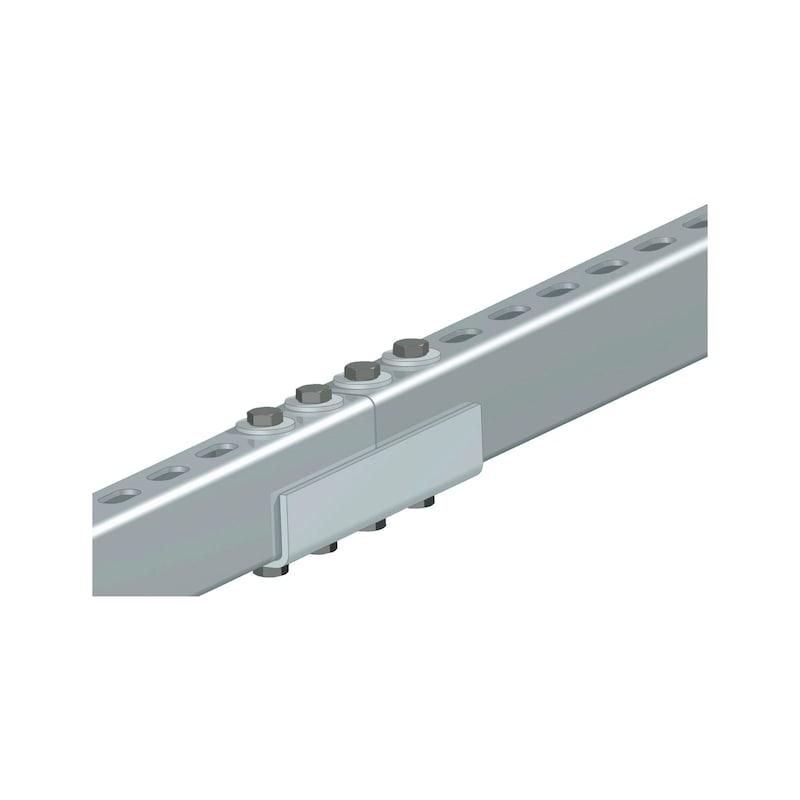 VARIFIX 41 导轨连接器,重型设计 - 槽钢拼接件41/41