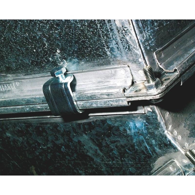 Collier pour conduit de ventilation - C2C - 3