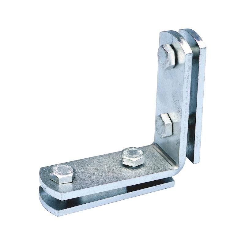 VARIFIX<SUP>®</SUP> Anschlusswinkel 90° vormontiert - C2C - ANSHLWNKL-VORMONT-PRFL36-90GRAD