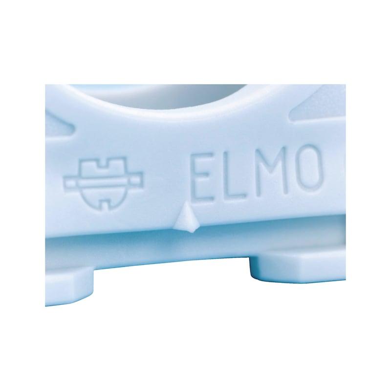 Klemmschelle metrisch - SHEL-KLEMM-KST-(D-FORM)-EN50