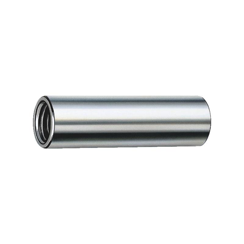 Distanzmuffe Stahl verzinkt rund - DISTMUF-RD-(A2K)-M10X25