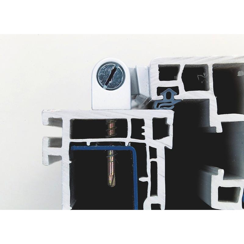 Eck-Lagerschraube selbstbohrend mit Linsensenkkopf und Kreuzschlitz H FEBOS<SUP>®</SUP> ELS - 3