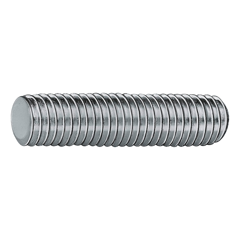 Threaded rod - THRROD-DIN976-A-4.8-(A2K)-M6X1000