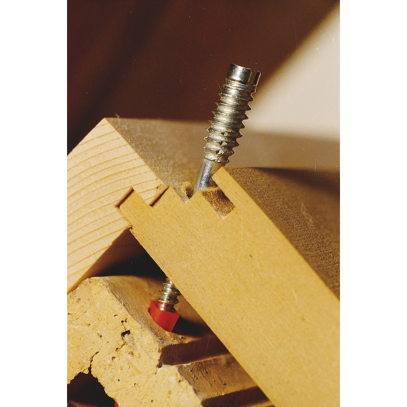 Vite ancorante tipo D Vite per legno - 3