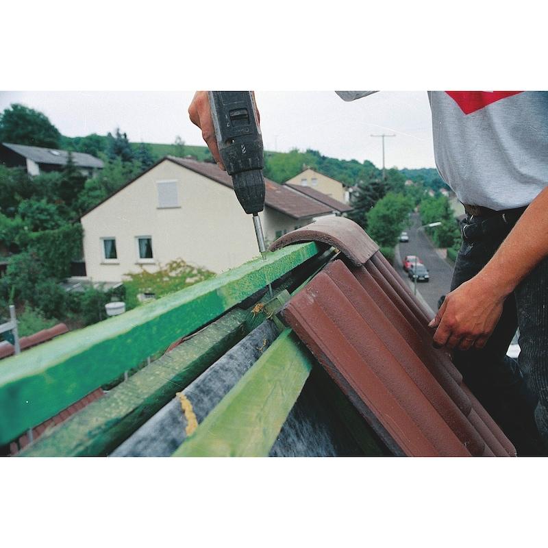 D-Anker Holzbauschraube - 6