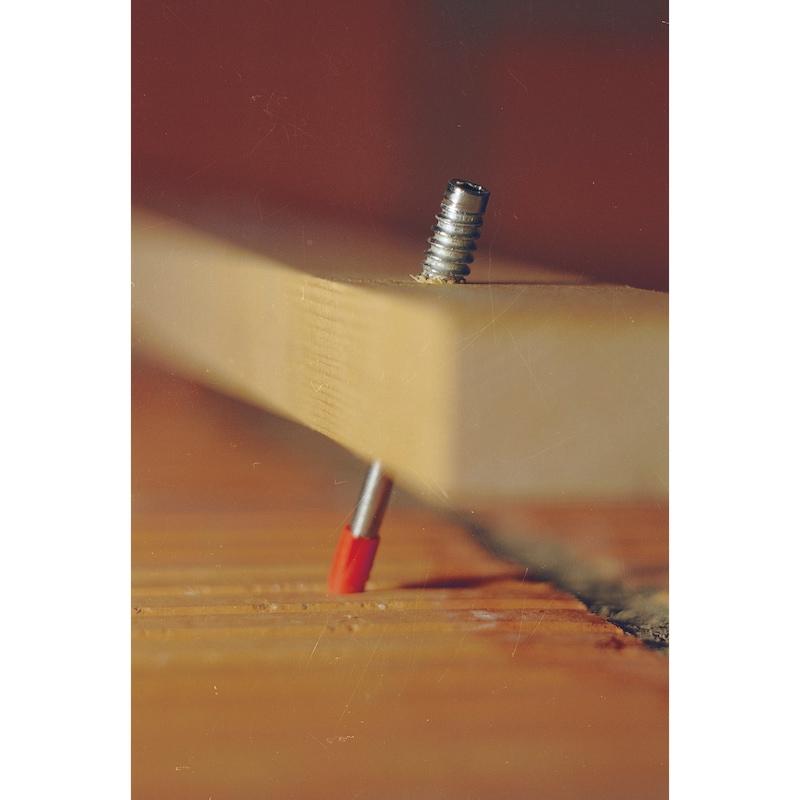 Vite ancorante tipo D Vite per legno - 5