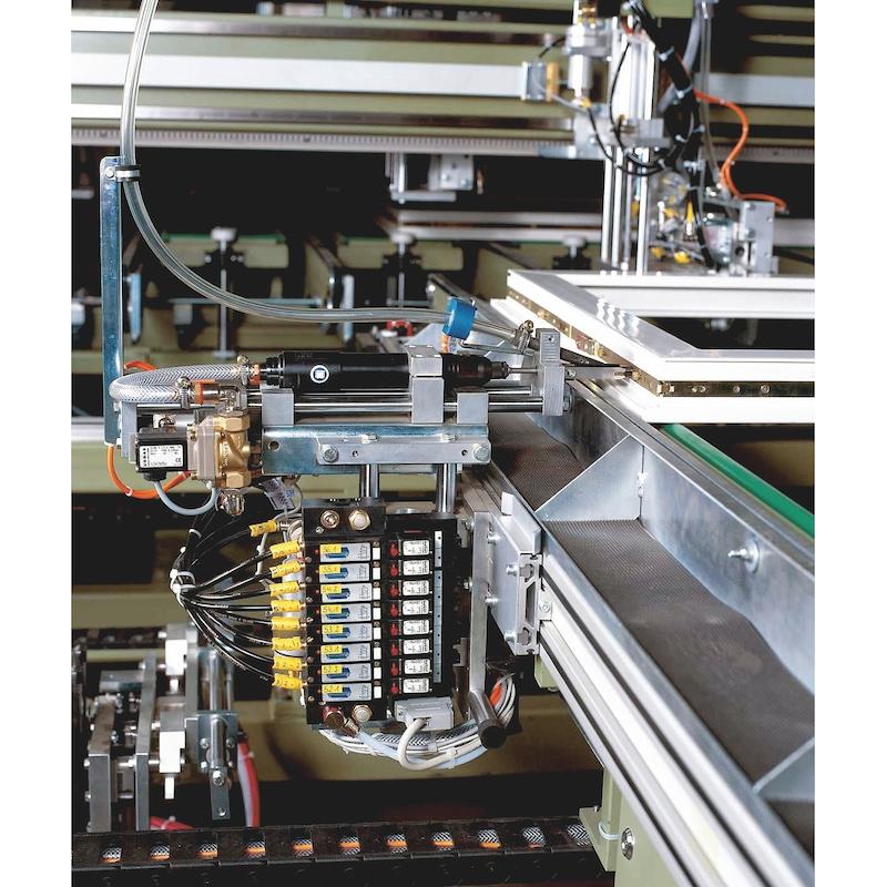 Fensterbaureparaturschraube Linsensenkkopf FBS - 0