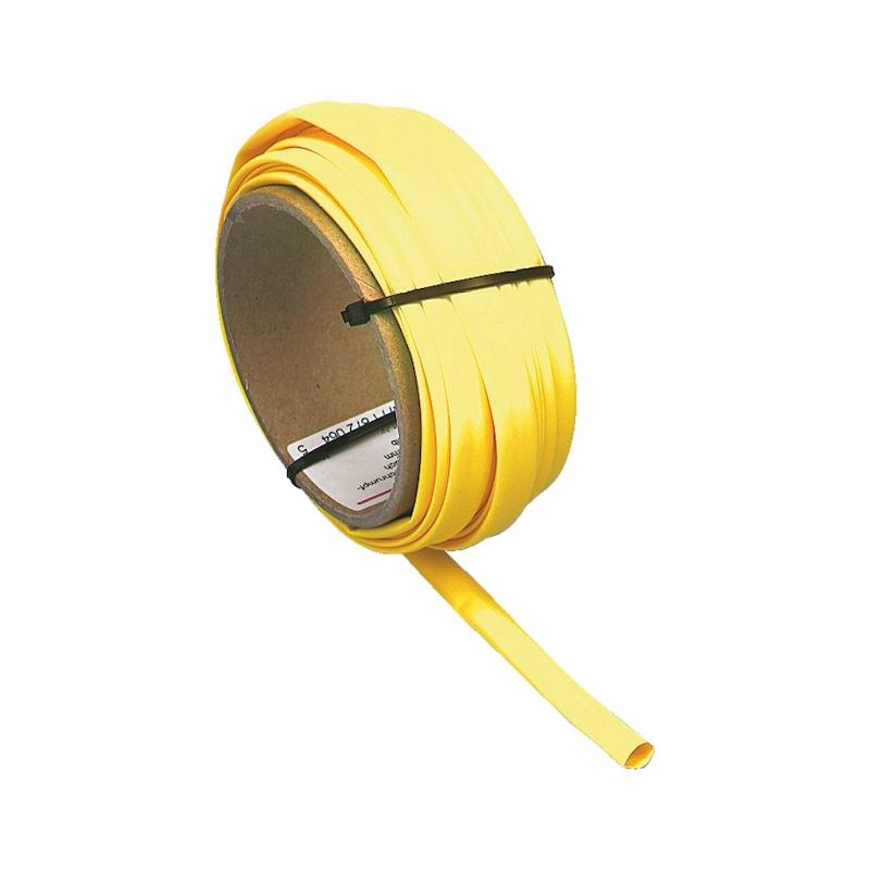 Wärmeschrumpfschlauch dünnwandig - WSHRMPFSCHL-GELB-(6,4-3,2MM)