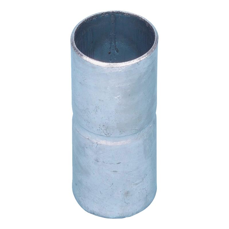 Steckmuffe für Stahlpanzerrohr Stapa-Steck-WESV