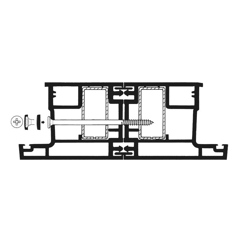 Kopplungsschraube - 3