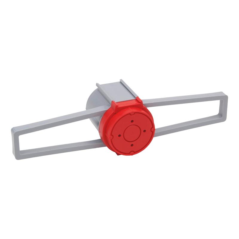 Beton-Geräte-Verbindungsdose mit Flügeln