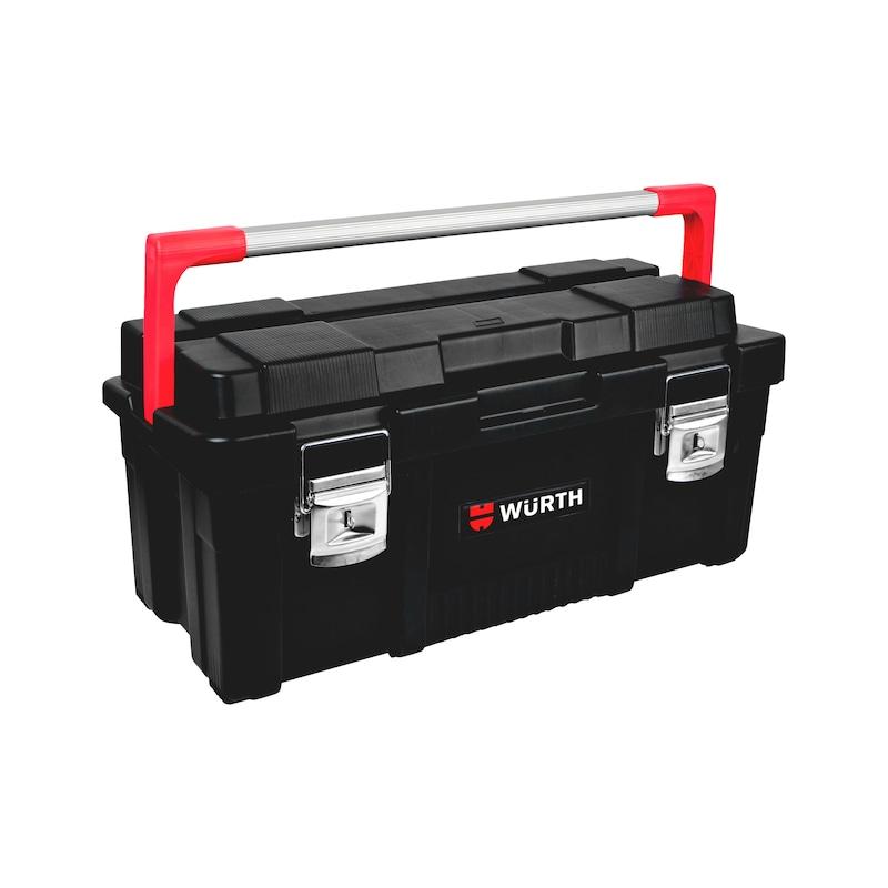 Boîte à outils Avec poignée en aluminium - CAISSE A OUTILS 650X300X295 MM